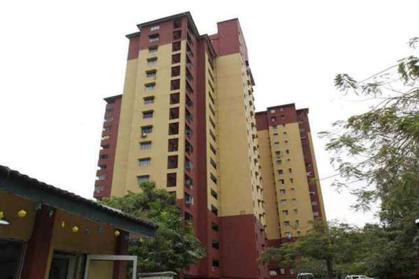 For Rent Apartment at Winner Heights, Desa Petaling Leasehold Fully Furnished 3R/2B 1.15k