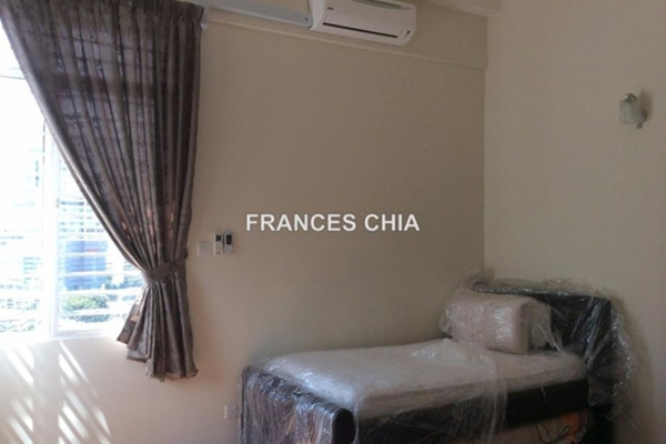 For Rent Serviced Residence at Verticas Residensi, Bukit Ceylon Leasehold Semi Furnished 3R/3B 7.5k