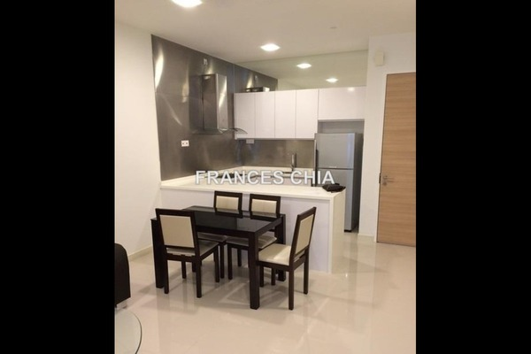 For Rent Condominium at Seri Ampang Hilir, Ampang Hilir Leasehold Semi Furnished 3R/3B 7.8k