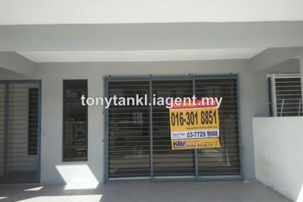 For Rent Link at Lakeside Residences, Puchong Leasehold Unfurnished 5R/3B 1.65k