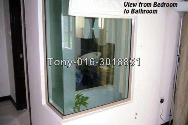For Rent Condominium at Ritze Perdana 1, Damansara Perdana Leasehold Semi Furnished 1R/1B 1.4k