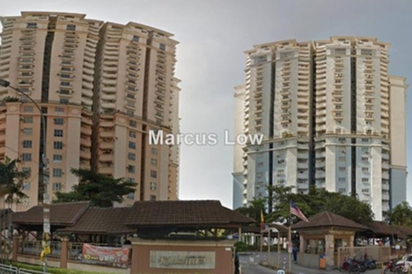 For Rent SoHo/Studio at Ridzuan Condominium, Bandar Sunway Leasehold Semi Furnished 0R/1B 1k