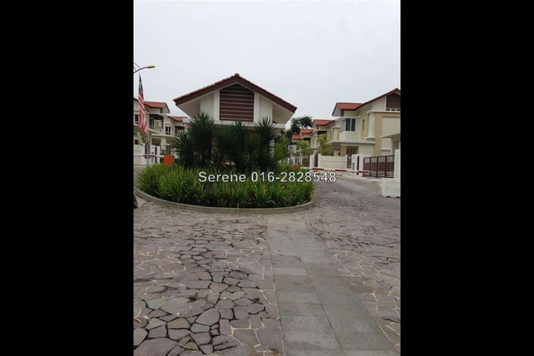 For Sale Bungalow at Idaman Hills, Selayang Leasehold Unfurnished 6R/5B 3m