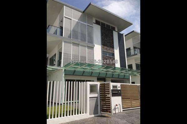 For Sale Bungalow at The Effingham, Bandar Utama Leasehold Semi Furnished 6R/7B 5.5m