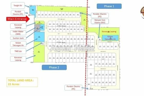 For Sale Land at Taman Semenyih, Semenyih Leasehold Unfurnished 0R/0B 192k