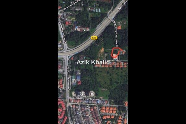 For Sale Land at Kampung Sungai Penchala, Kuala Lumpur Leasehold Unfurnished 0R/0B 1.92m