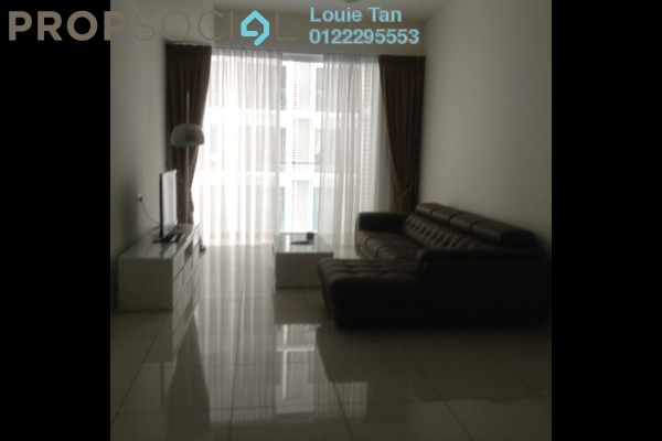 For Rent Serviced Residence at M Suites, Ampang Hilir Freehold Fully Furnished 2R/2B 4k