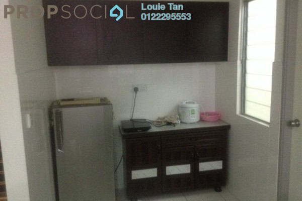 For Rent Condominium at Axis Residence, Pandan Indah Leasehold Fully Furnished 2R/2B 2k