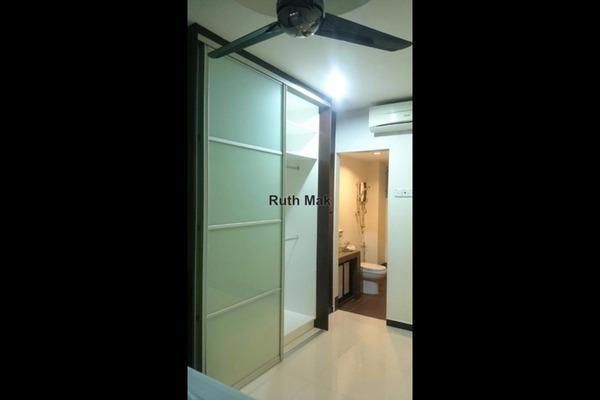 For Rent Apartment at Desa Tanjung Apartment, Bandar Puteri Puchong Leasehold Fully Furnished 3R/2B 1.5k