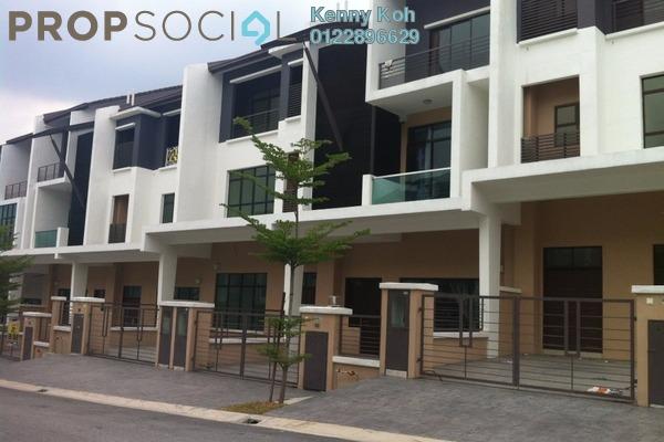 For Sale Terrace at Taman Damai Utama, Bandar Kinrara Leasehold Unfurnished 5R/5B 1m