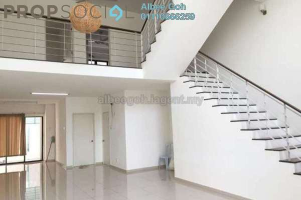 For Rent Terrace at Lake Fields, Sungai Besi Leasehold Semi Furnished 5R/4B 2.4k