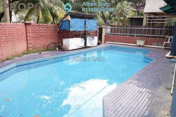 For Rent Terrace at Taman Sri Endah, Sri Petaling Leasehold Semi Furnished 12R/5B 5k