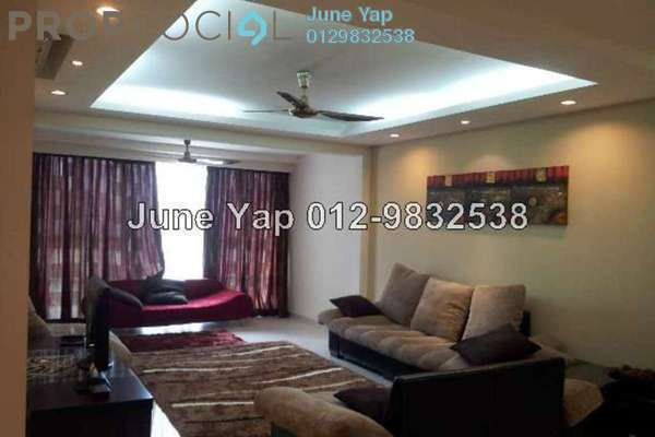 For Sale Condominium at Mont Kiara Meridin, Mont Kiara Freehold Fully Furnished 3R/3B 1.22m