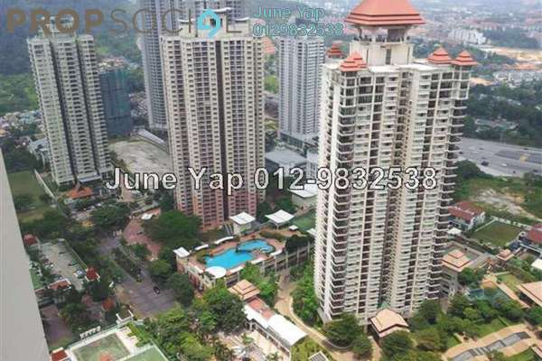 For Sale Condominium at Mont Kiara Damai, Mont Kiara Freehold Semi Furnished 3R/4B 1.68m