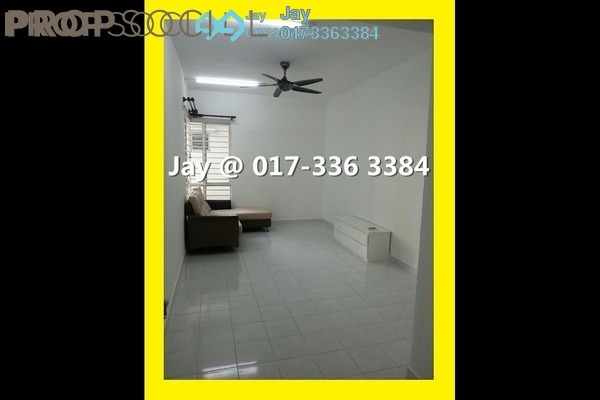 For Rent Condominium at 162 Residency, Selayang Leasehold Semi Furnished 3R/2B 850translationmissing:en.pricing.unit