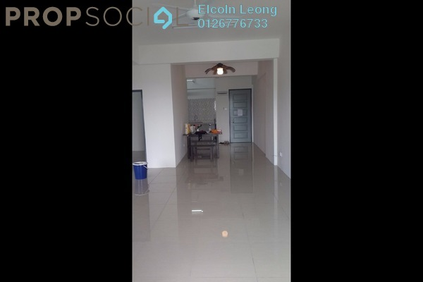 For Sale Apartment at Mahkota Residence, Bandar Mahkota Cheras Freehold Semi Furnished 3R/2B 400k