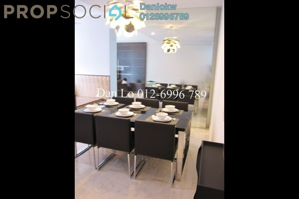 For Rent Condominium at Panorama, KLCC Freehold Fully Furnished 2R/3B 8k