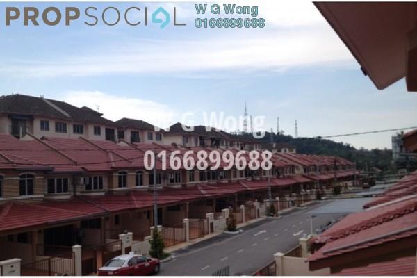 For Rent Terrace at Taman Sri Putra 2, Sungai Buloh Freehold Semi Furnished 4R/3B 1.1k