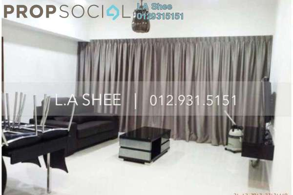 For Sale Serviced Residence at Regalia @ Jalan Sultan Ismail, Kuala Lumpur Freehold Fully Furnished 1R/1B 540k