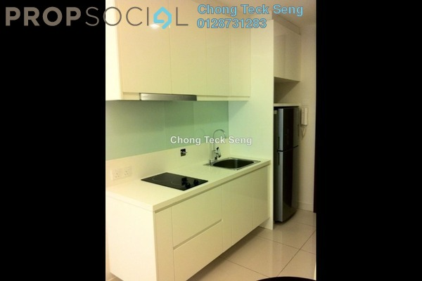 For Rent Serviced Residence at Plaza Damas 3, Sri Hartamas Freehold Fully Furnished 0R/1B 1.8k