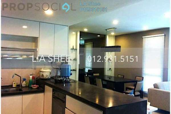 For Rent Condominium at Casa Indah 2, Tropicana Leasehold Fully Furnished 4R/3B 2.8k