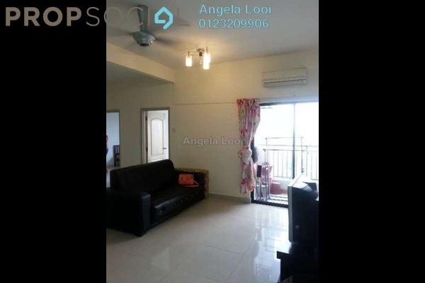 For Sale Condominium at Pelangi Utama, Bandar Utama Leasehold Semi Furnished 3R/2B 638k