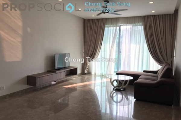 For Rent Condominium at Kiaramas Danai, Mont Kiara Freehold Fully Furnished 3R/3B 6k