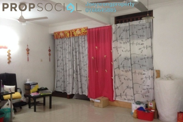 For Rent Terrace at Section 1, Petaling Jaya Leasehold Semi Furnished 4R/3B 2k
