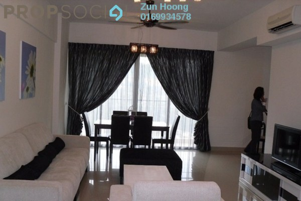For Rent Condominium at Villa Wangsamas, Wangsa Maju Freehold Fully Furnished 3R/2B 2.9k