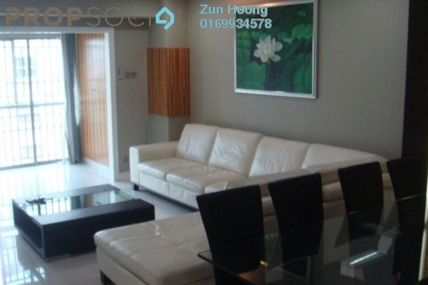 For Rent Condominium at Palmville, Bandar Sunway Leasehold Fully Furnished 4R/2B 3.2k