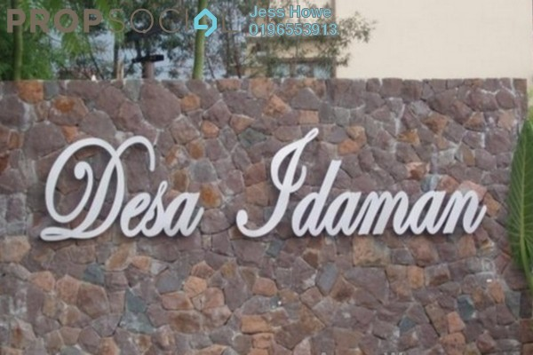 For Sale Condominium at Desa Idaman Residences, Puchong Freehold Semi Furnished 3R/2B 398k