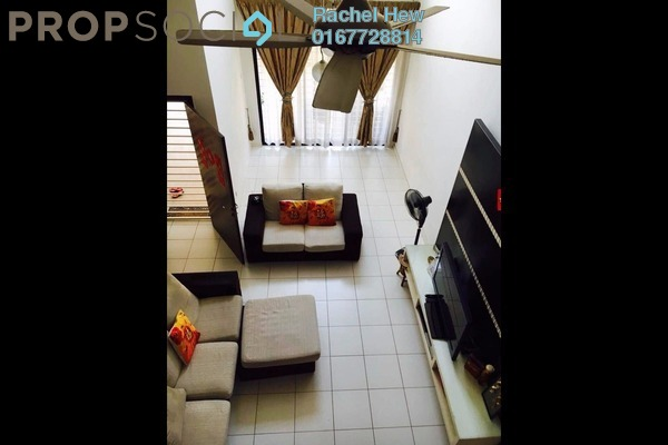 For Sale Link at Lake Fields, Sungai Besi Leasehold Semi Furnished 4R/4B 968k