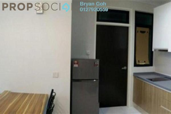 For Rent Serviced Residence at Sky Oasis Residences, Tebrau Freehold Fully Furnished 2R/2B 1.2k
