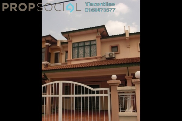 For Rent Terrace at Villa Damansara, Kota Damansara Leasehold Fully Furnished 4R/3B 2.5k