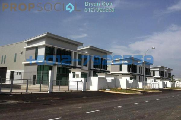 For Rent Factory at Setia Sky 88, Johor Bahru Freehold Unfurnished 0R/0B 5.5k