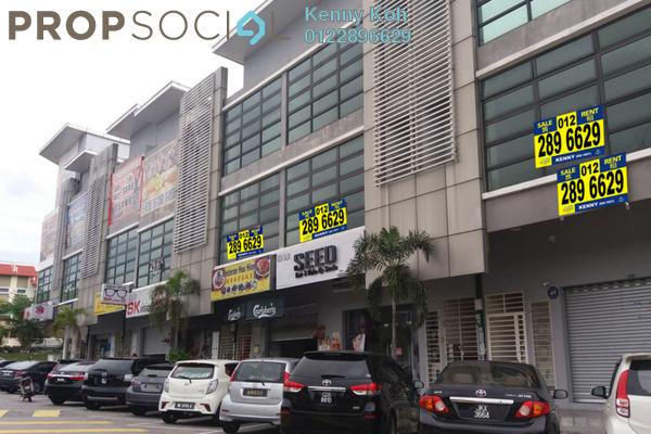 For Rent Shop at Taman Bukit Serdang, Seri Kembangan Freehold Unfurnished 0R/2B 4k