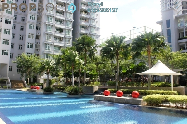 For Rent Condominium at BaysWater, Gelugor Freehold Fully Furnished 3R/2B 3.6k
