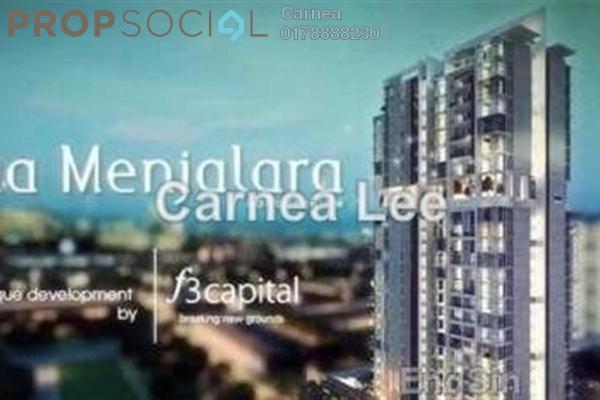 For Sale Condominium at Dua Menjalara, Bandar Menjalara Leasehold Semi Furnished 4R/6B 2.1m