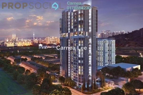 For Sale Condominium at Dua Menjalara, Bandar Menjalara Leasehold Semi Furnished 3R/3B 790k