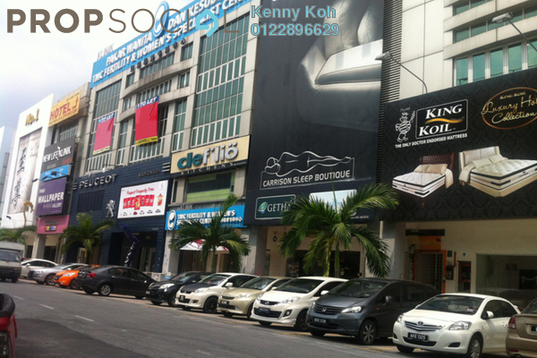 For Sale Shop at IOI Business Park, Bandar Puchong Jaya Freehold Unfurnished 0R/0B 4.9m