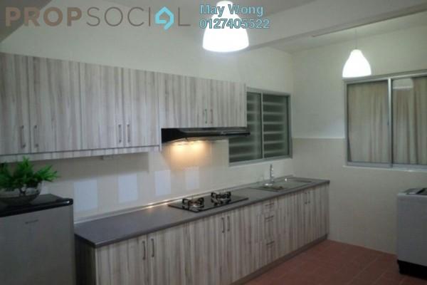 For Rent Apartment at Rhythm Avenue, UEP Subang Jaya Freehold Fully Furnished 3R/2B 1.8k