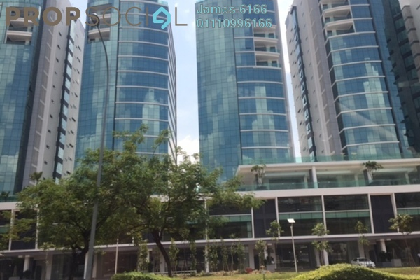 For Sale Office at UOA Business Park, Saujana Freehold Unfurnished 0R/0B 10.5m