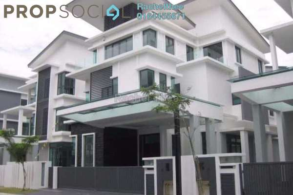 For Sale Bungalow at Casabella, Kota Damansara Leasehold Semi Furnished 8R/8B 2.85m