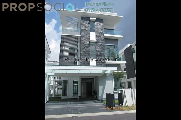 For Sale Bungalow at Casabella, Kota Damansara Leasehold Semi Furnished 8R/8B 3.6m