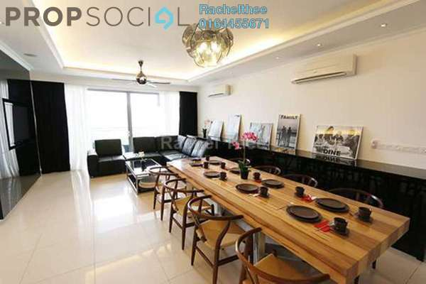 For Sale Condominium at The Westside One, Desa ParkCity Freehold Fully Furnished 2R/3B 1.7m