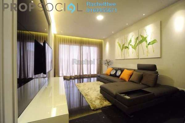 For Sale Condominium at The Northshore Gardens, Desa ParkCity Freehold Fully Furnished 2R/2B 1.05m