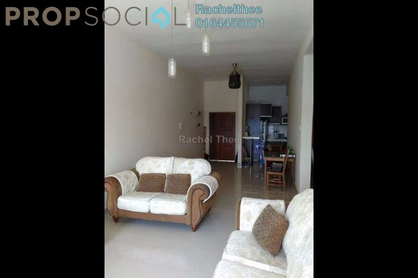 For Sale Condominium at Cova Suite, Kota Damansara Leasehold Semi Furnished 3R/2B 695k