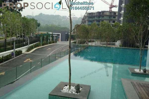 For Sale Condominium at The Westside One, Desa ParkCity Freehold Semi Furnished 2R/3B 1.65m