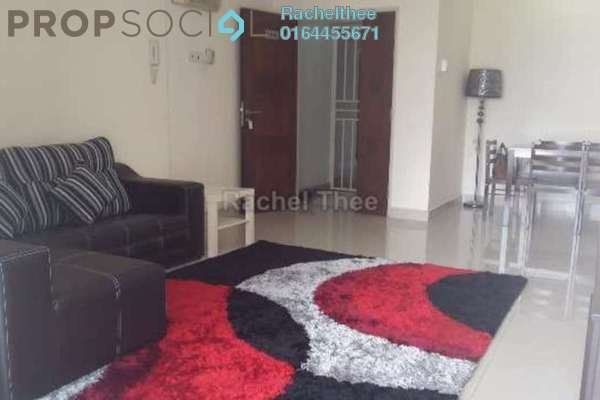 For Rent Condominium at Cova Suite, Kota Damansara Leasehold Fully Furnished 3R/2B 2.8k