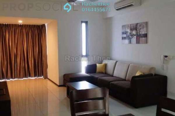 For Rent Condominium at The Breezeway, Desa ParkCity Freehold Semi Furnished 3R/2B 4.5k